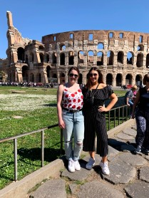 Exterior, Colosseum